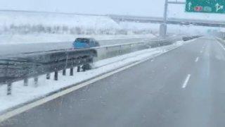 Starší řidič ujel 19 kilometrů na dálnici v protisměru. Neuvědomil si, kde je