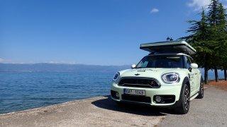 ...Countryman u jezera Ohrid