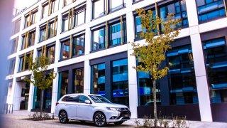 Mitsubishi Motors Europe má novou centrálu