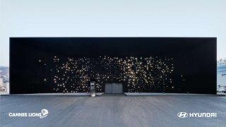 Hyundai Pavilion obdržel v soutěži Cannes Lions Br
