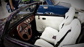 Upravený VW Brouk