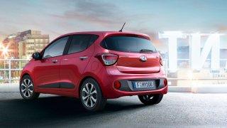 Hyundai i10 získal další ocenění