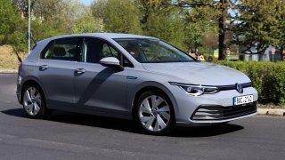 Test nového VW Golf 2.0 TDI: Pan Vymazlený nepil ani 3 l/100 km. Sráží ho asijské oči a cena Passatu