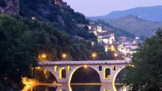 Město je na seznamu kulturního dědictví UNESCO