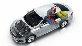 Škoda Octavia G-TEC 2020