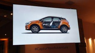 Změřili jsme nový Renault Captur. Parametry kufru poráží i Škodu Kamiq