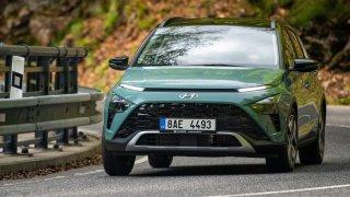 První test křížence malého SUV a kombíku Hyundai Bayon 1.0 T-GDI MHEV DCT: Potěšil pohodlím