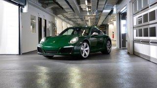 Porsche svezlo 11šťastlivců vjedinečném miliontém kusu911