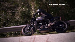 Test motocyklu Husqvarna Vitpilen 701