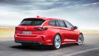 Ofenziva Opelu nekončí. Přijíždí Insignia Sports Tourer GSi