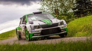 Škoda na Rally Bohemia sbírala úspěchy 1