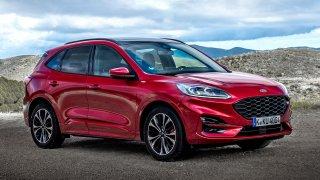 Nový Ford Kuga chce být nejuniverzálnějším SUV. Nabídne pět typů pohonu a variabilní interiér