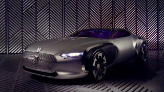 Koncept Renault Coupe Corbusier - Obrázek 2