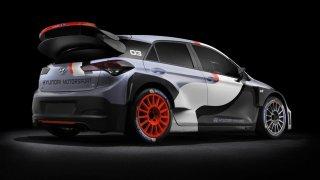 Hyundai i20 WRC 2016 - Obrázek 3