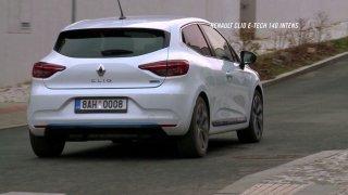 Recenze Renaultu Clio E-Tech 140 Intens