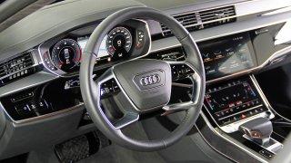Audi A8 v Poděbradech 3