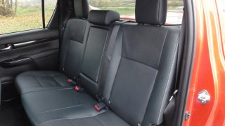 Toyota Hilux interier 3
