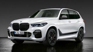 BMW X5 díly M Performance