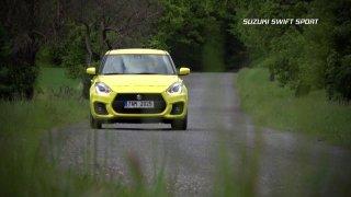 Test malého hatchbacku Suzuki Swift Sport