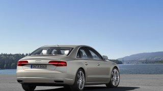 Audi A8 třetí generace 6