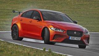 Project 8, nejsilnější Jaguar všech dob 1