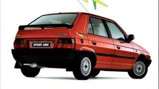 Škoda Favorit Sport Line