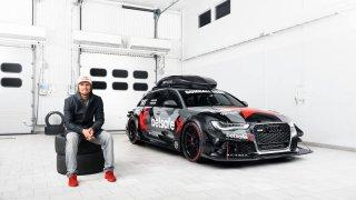 Vzpomínka na Audi RS6 DTM - Obrázek 3