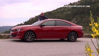 Test Peugeotu 508 PureTech 180 EAT8 GT Line