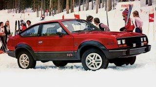 Populární SUV a crossovery měly své předchůdce už před 40 lety. Znáte je?