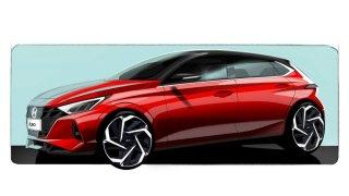 Huyndai má nový designový styl. Poprvé jej použije na nové generaci modelu i20