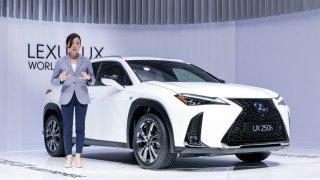 Chika Kako, hlavní konstruktérka modelu UX