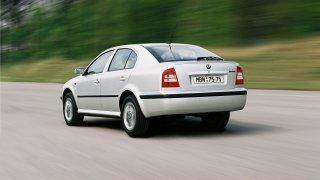 Škoda Octavia první generace - ilustrační obrázek