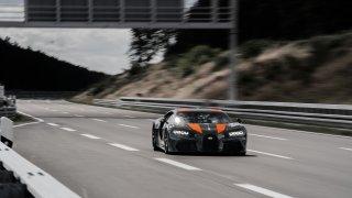 Bugatti Chiron drží nový světový rekord - 490,484 km/h. A už se ho nikdy nepokusí překonat