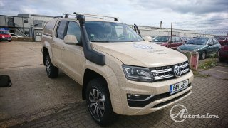 Volkswagen Amarok V6 TDI Namibia Expedition
