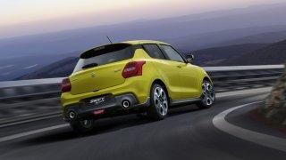 Suzuki Swift Sport 2