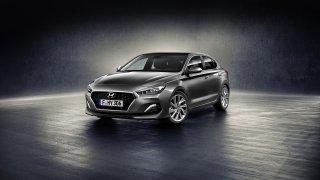 Zbraň na Octavii. Hyundai ve Frankfurtu odhalil i30 Fastback
