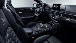 Audi RS 5 Sportback - interier a detaily 2