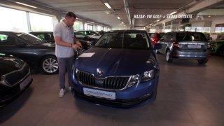 Autobazar: Škoda Octavia a Volkswagen Golf