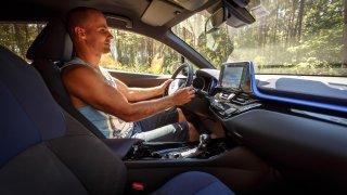 Aktivní člověk = auto na sportovní aktivity, co má