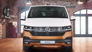Volkswagen Multivan T6.1 4