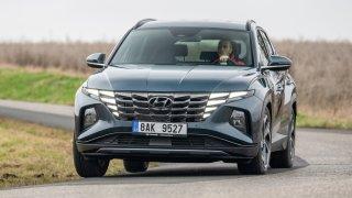 První testy nové generace SUV Hyundai Tucson: Navzdory vzhledu drsňáka hladí posádku komfortem
