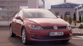 Test ojetého VW Golf 2