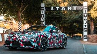 Toyota Supra - prototyp