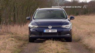 Recenze Volkswagenu Golf Variant 2.0 TDI Style