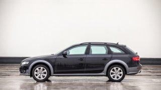 Audi A4 Allroad 2.0 TDI CR exteriér 4