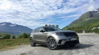 Vyzkoušeli jsme Range Rover Velar. 3