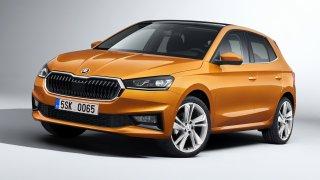 Škoda Fabia čtvrté generace se odmaskovala. Bude se prodávat od 329 900 korun