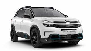 Citroën C5 Aircross Hybrid ujede v elektrickém režimu až 50 km. Představí se v Bruselu