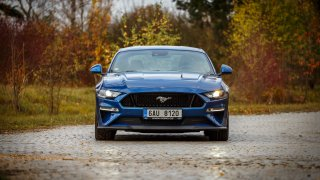 Ford Mustang exteriér 2