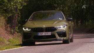 Recenze BMW M8 Competition Grand Coupé (repríza)